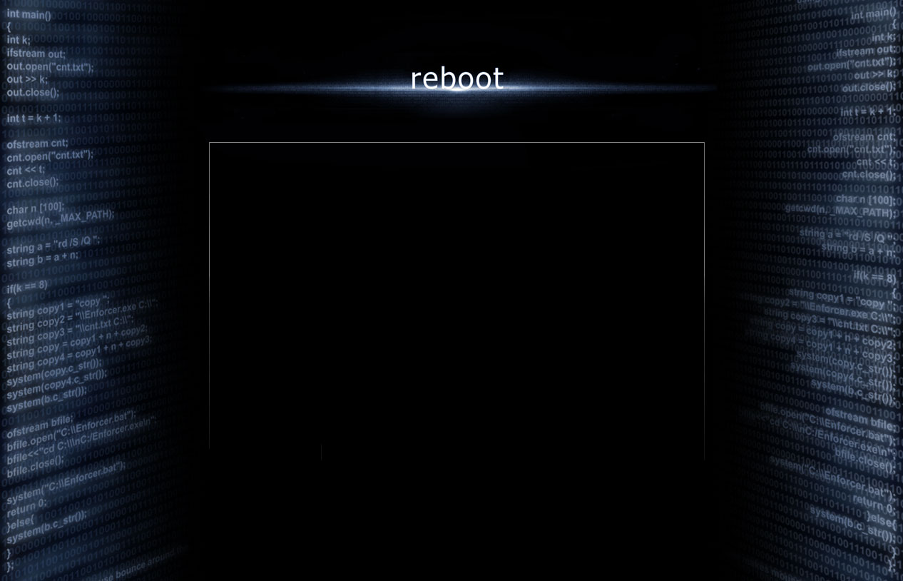 Reboot Film News