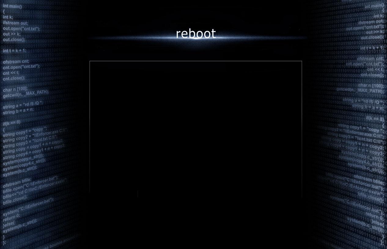Reboot Film News